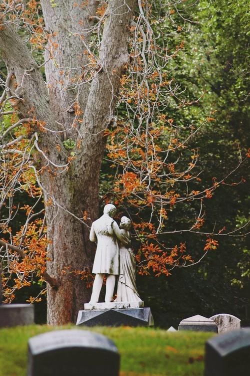 cementerio de parejas