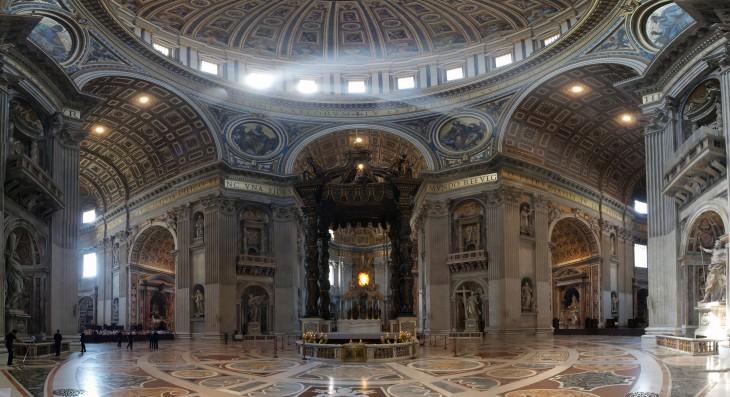 basilica de san pedro roma
