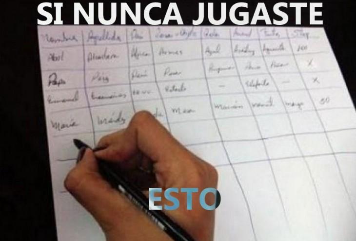JUGAR BASTA DURANTE HORAS