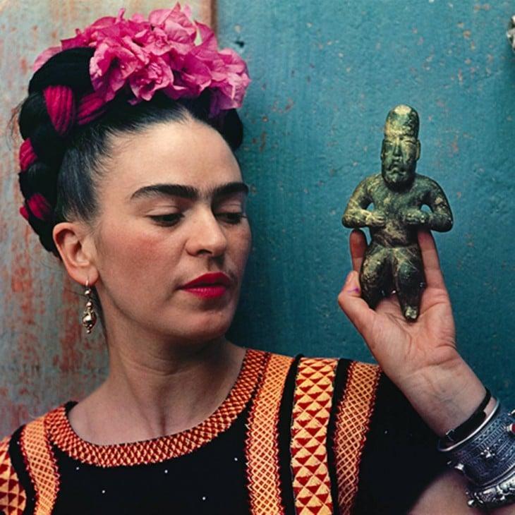 Retrato de Frida Kalho