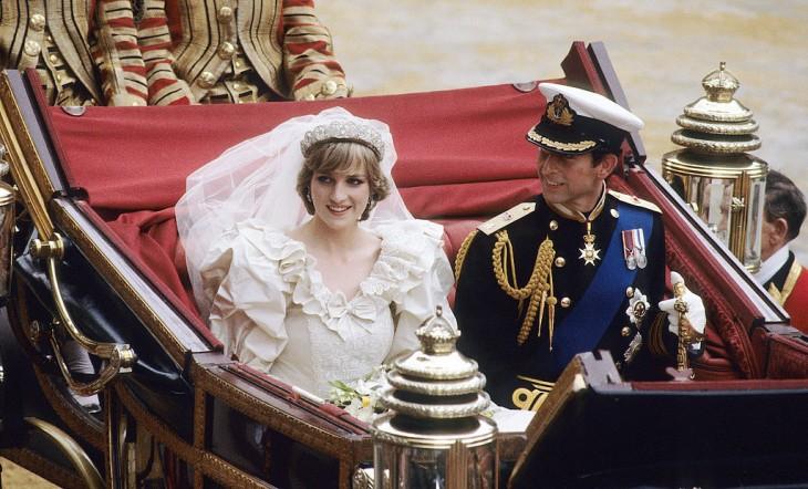 RETRATO DE Princesa Diana