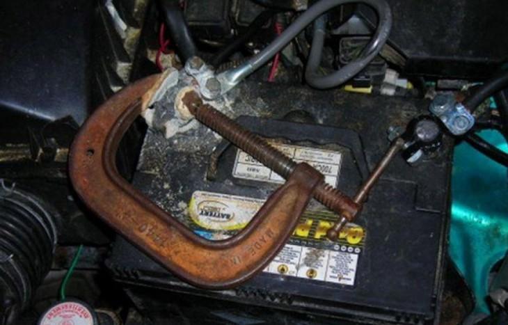 como arreglar una bateria