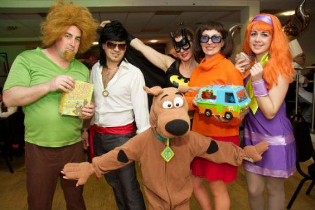 pandilla de scooby dooh