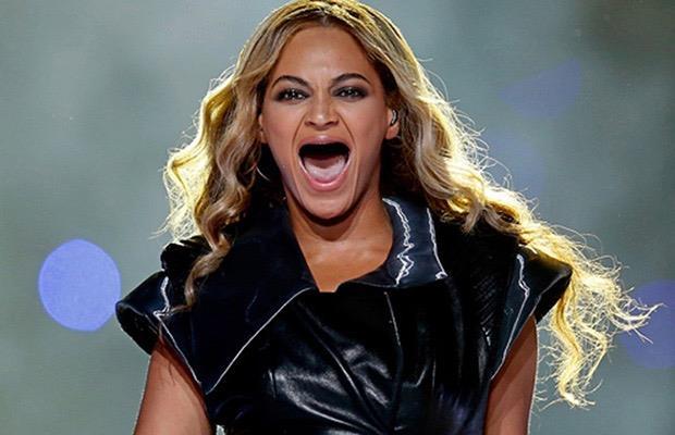 Beyonce sin dientes