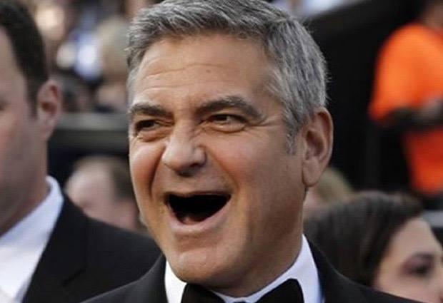 George sin dientes