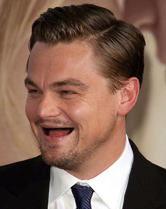 Leonardo sin dientes