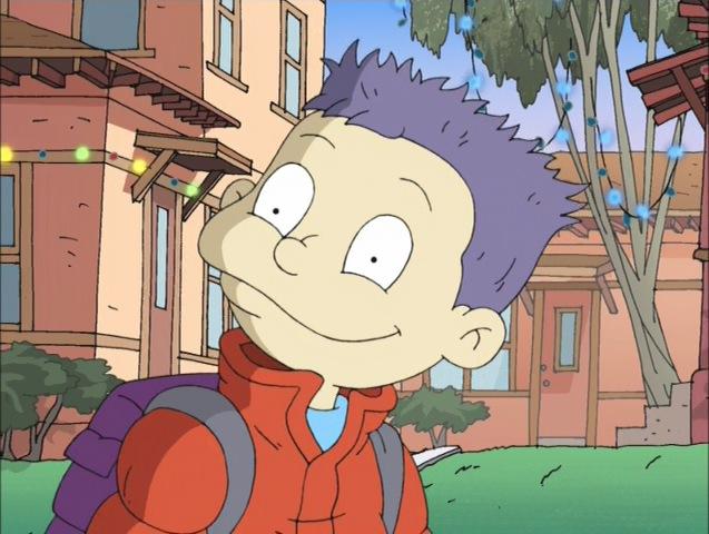 Tommy pickles a los 25 años