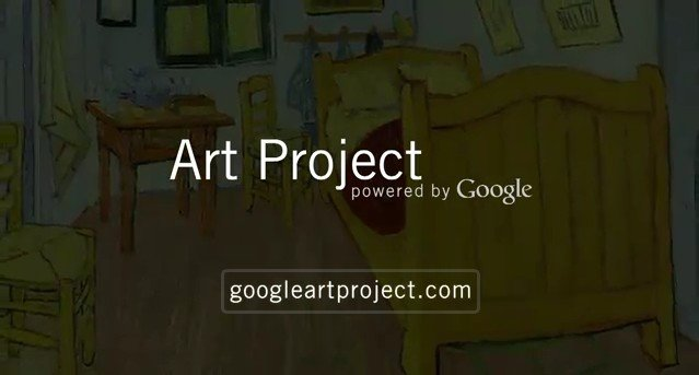 GOOGLE ART PROJECT LOGOTIPO
