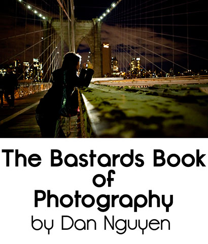 LOGOTIPO DE LOS BASTARDOS DE LA FOTOGRAFÍA