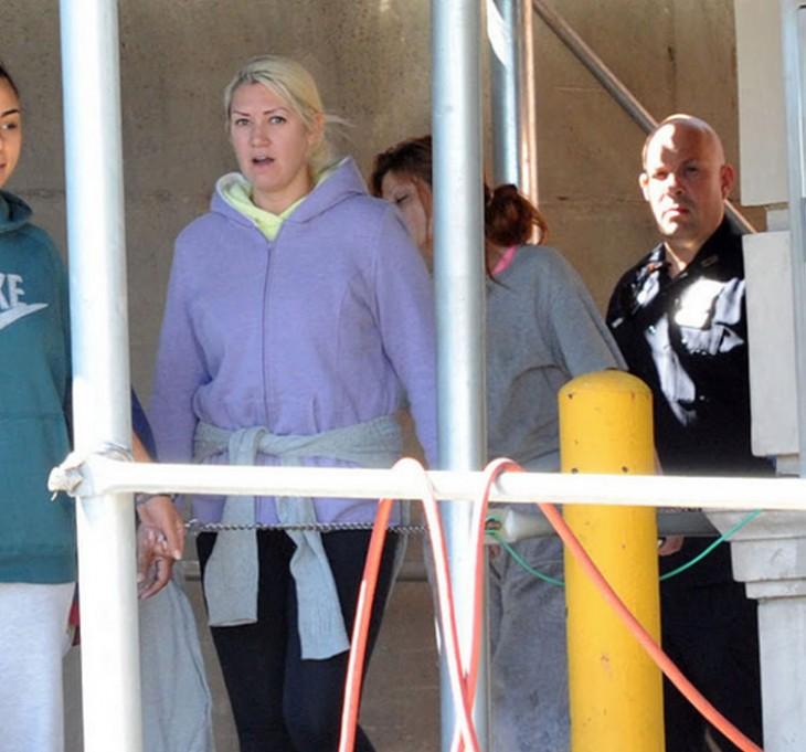 Alsu Invachenko detenida por maltrato animal