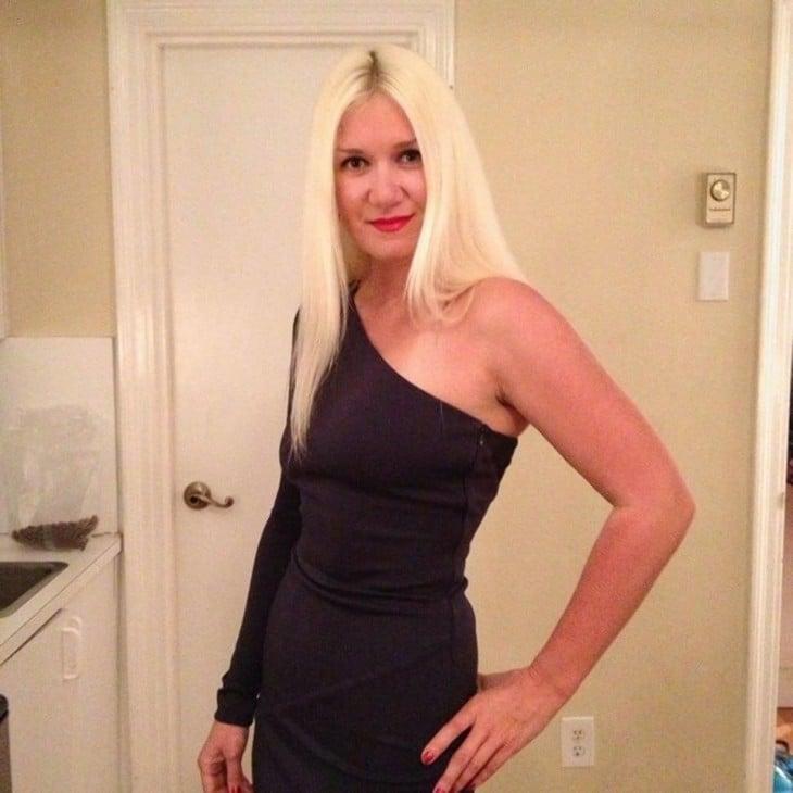 Alsu Ivanchenko mujer que maltrato y tiro a una perrita con su coche en marcha