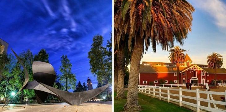 instalaciones de Universidad de Stanford