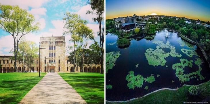 Πανεπιστήμιο του Queensland εγκαταστάσεις