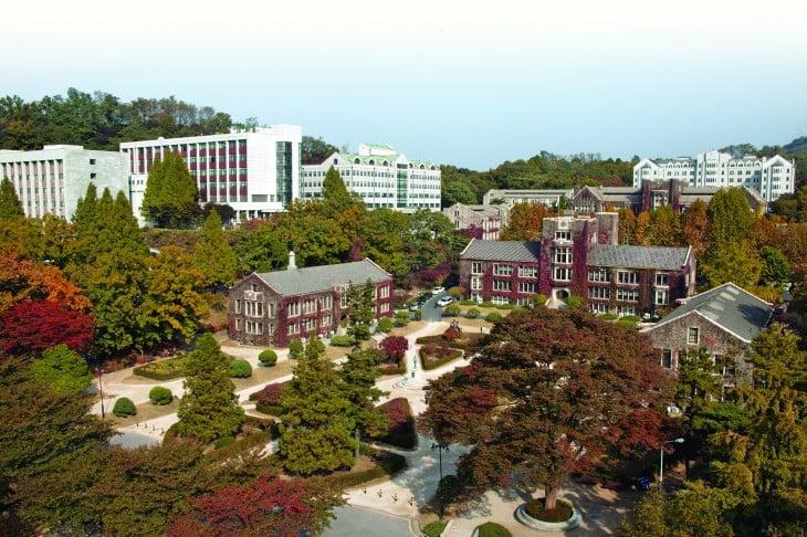 Universidad de Yonsei en Seúl, Corea del Sur