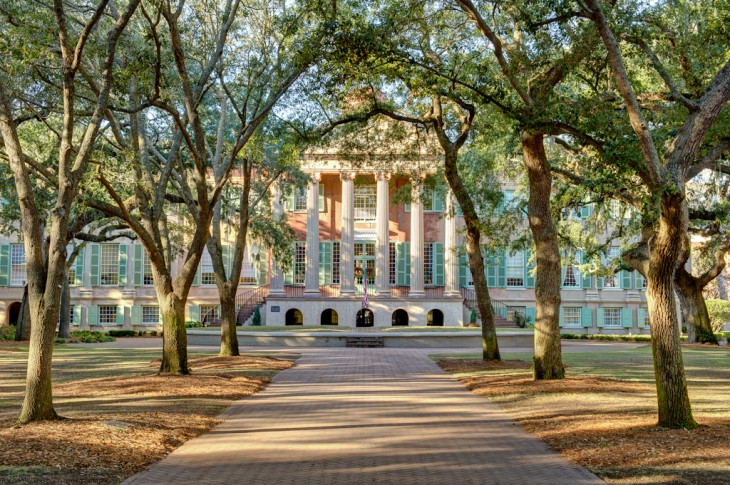 Universidad de Charleston en Charleston, California del Sur