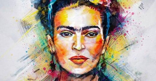 Frida a traves de sus pensamientos
