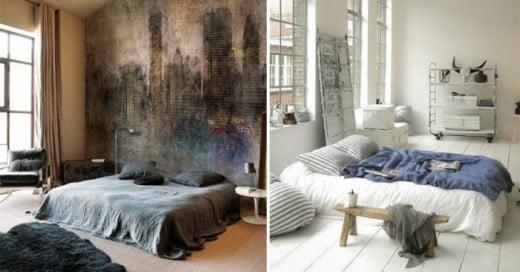 Dormitorios con un gran estilo