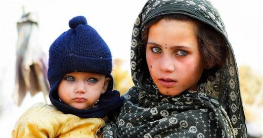 Fotos que capturan la belleza y el horror de la vida humana