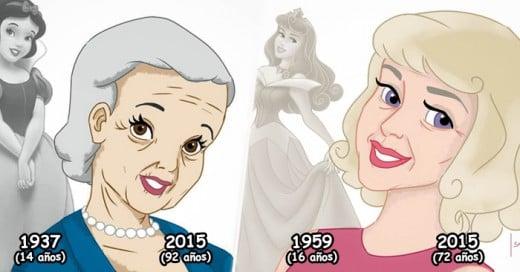 El artista brasileño Isaque Areas ilustró a algunas princesas de Disney para que viéramos cómo lucirían pensando en los años