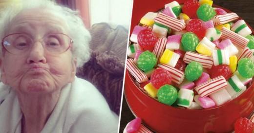 Recordar aquellos dulces secos y duras en casa de tu abuela