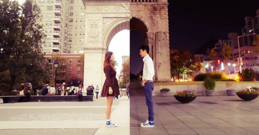 Danbi Shin y Seok Li son una pareja de coreanos que mantiene una relación a larga distancia