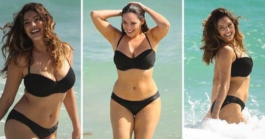 Kelly es la mujer con el cuerpo perfecto