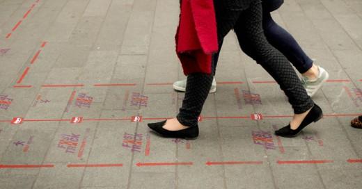 nueva vía peatonal todo será más rápido y ágil en las calles de Liverpool