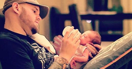 Padres Demuestran en Instagram que Cuidar a sus Hijos no es sólo cosa de Mujeres