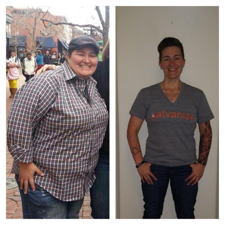 usuario de reddit que perdio 160 libras en 15 meses