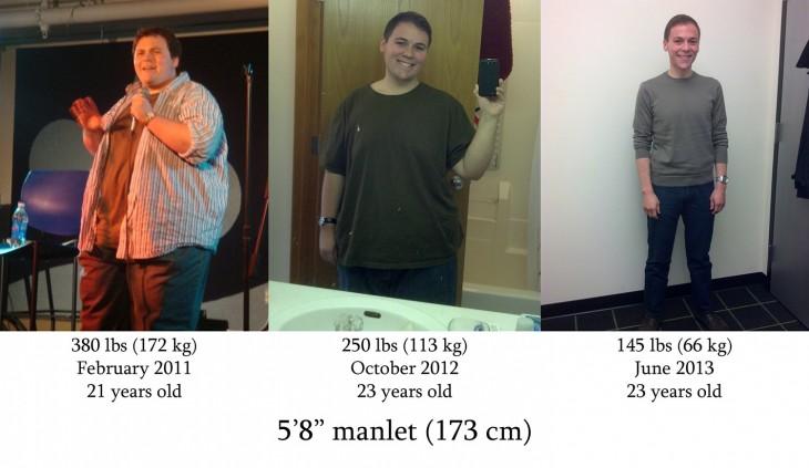r1ptide64 usuario que bajo bastantes kilos