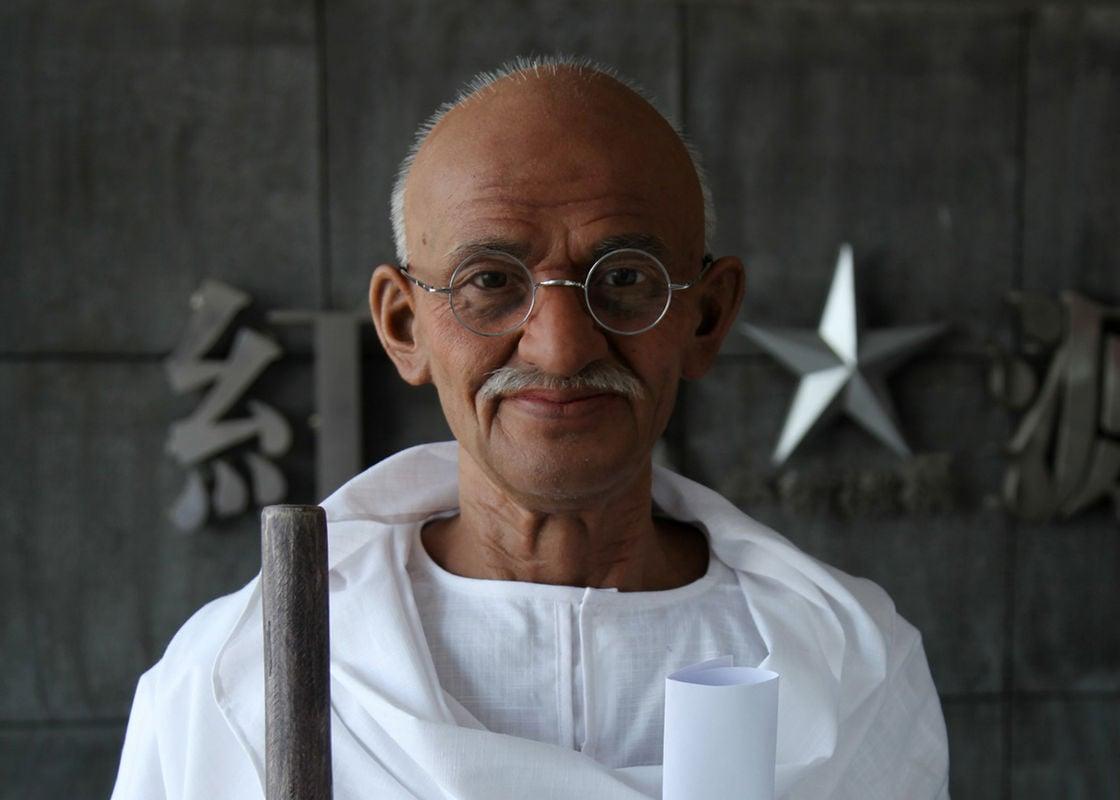 15 Frases C U00e9lebres De Mahatma Gandhi