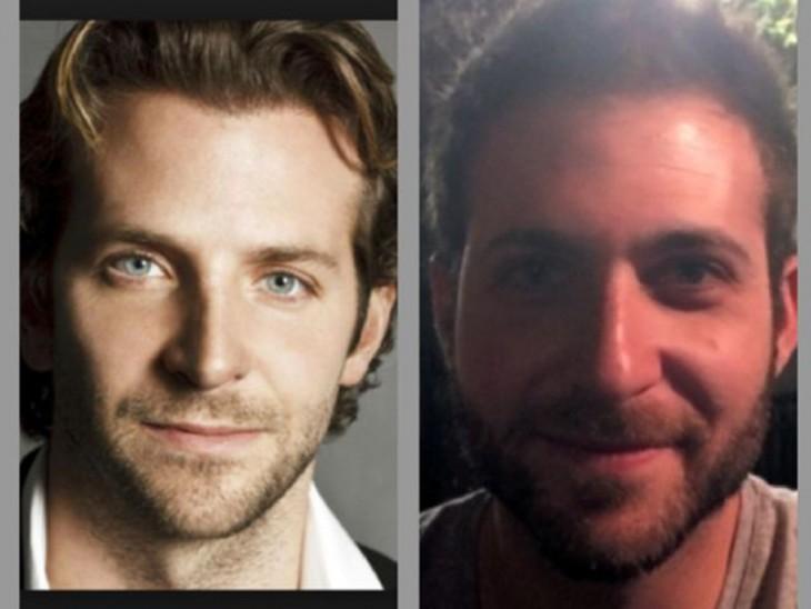 gemelo de Bradley Cooper