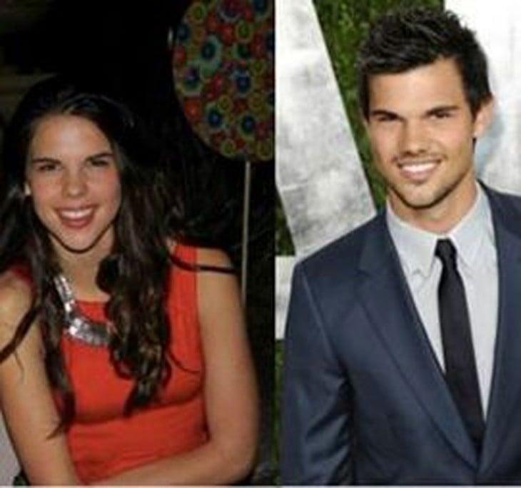 gemela de Taylor Lautner