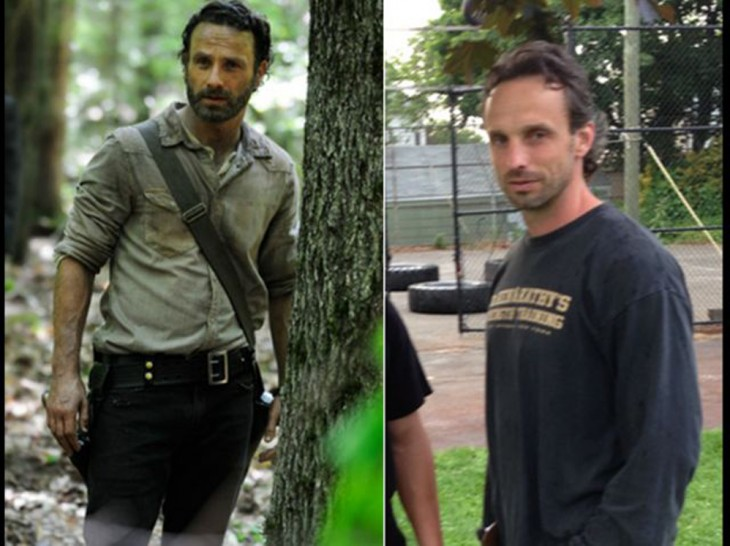 Andrew Lincoln gemelo común