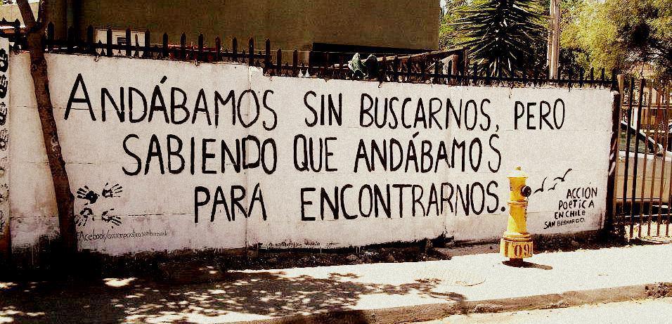 Graffitis de acci n po tica que queremos que nos dediquen - Graffitis en paredes ...