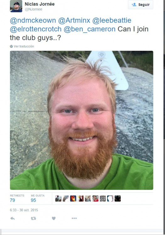 hombre que se parece a los gemelos identicos que no son gemelos el trae una camisa verde
