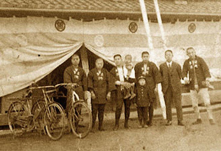 Kongo Gumi Co., Ltd empresa desde 578 años d.C en Japón