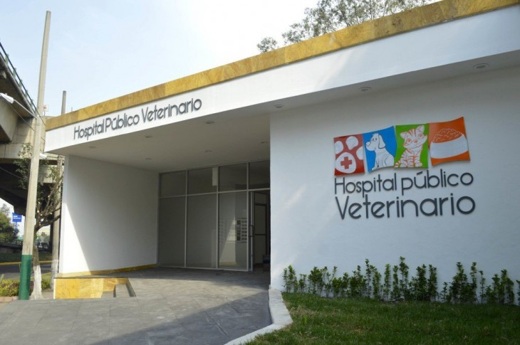 Hopital Veterinario Público en Naucalpan, México