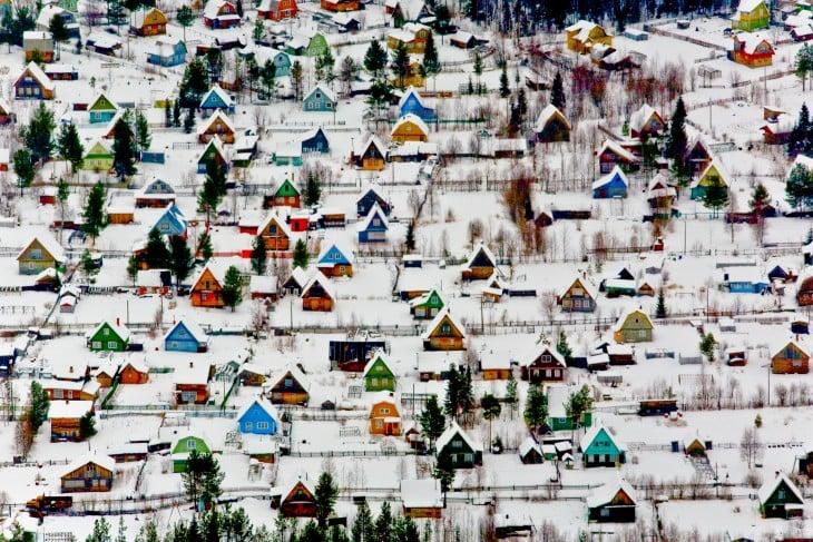 villas para vacacionar en Arkhangelsk, Russia