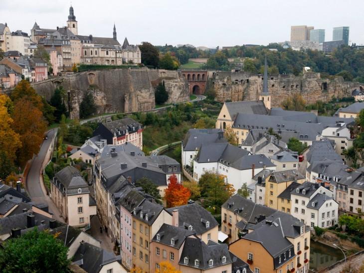 Capital de Luxemburgo
