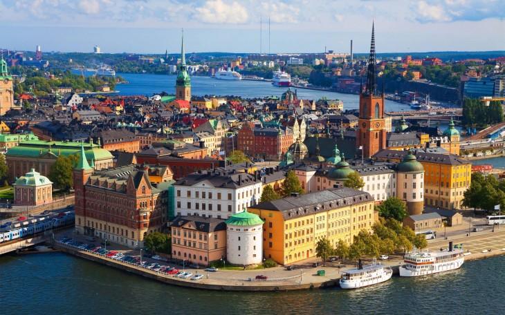 Hoteles alojamiento vela en Suecia