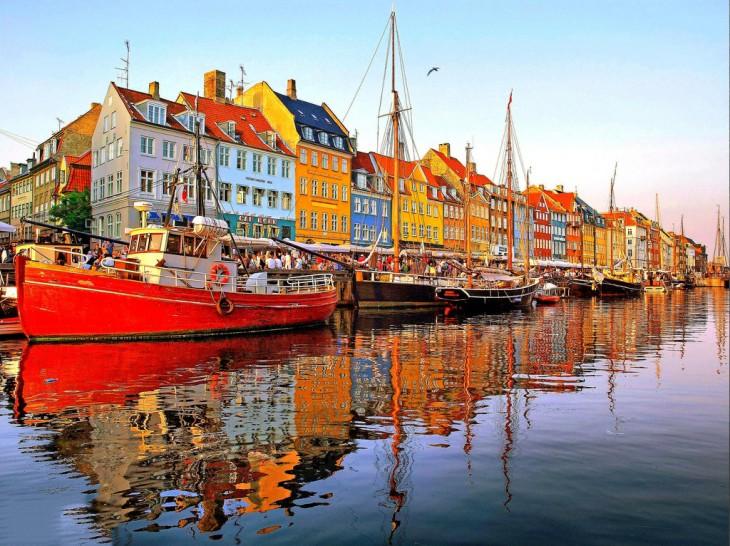 Copenhagen, Dinamarca