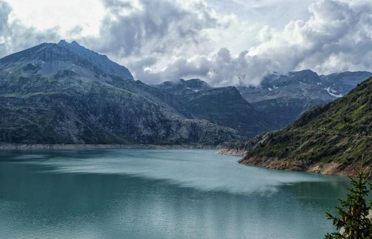 Lago Emosson, Suiza