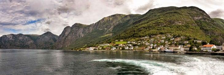 Aurland, Noruega