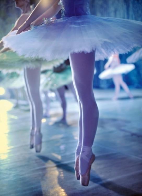bailarinas de ballet con tutu