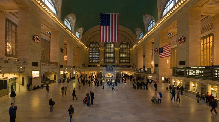 Estación Central en Nueva York