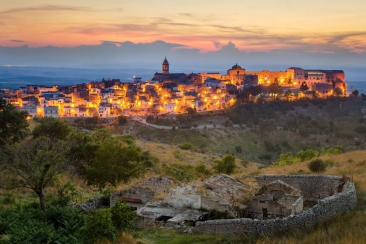 Puglia en Italia