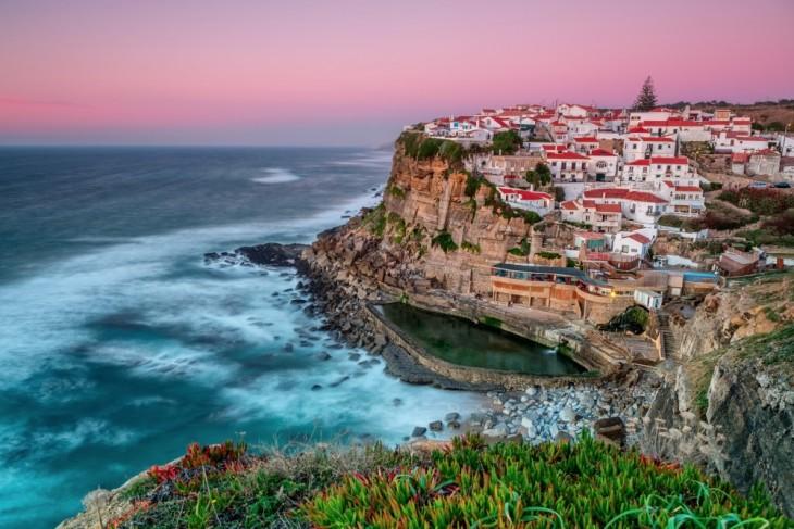 Sintra en el Portugal