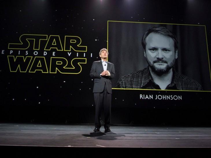 Presentación de la película Star Wars: Espisode Vlll