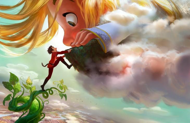 Personajes de Gigantic una película de Disney